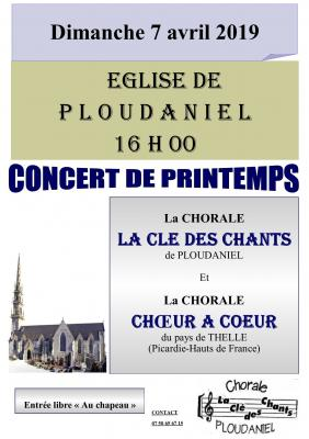 Affiche concert lcdc 20190407
