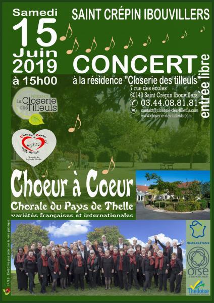 Affiche concert maison retraite st crepin 15 juin 2019