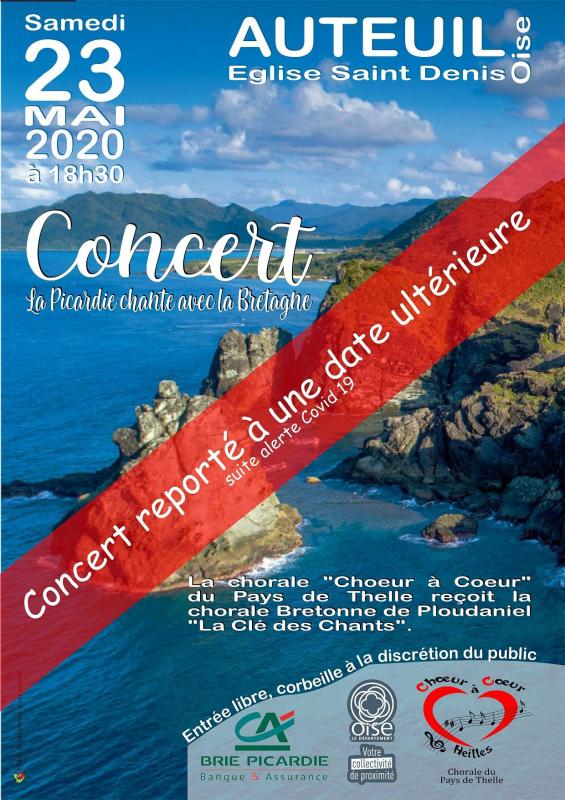 Cac affiche auteuil 23 mai 2020 annulee