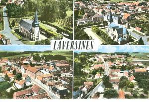 Laversines
